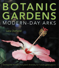 Front cover of Botanic Gardens by Sara Oldfield