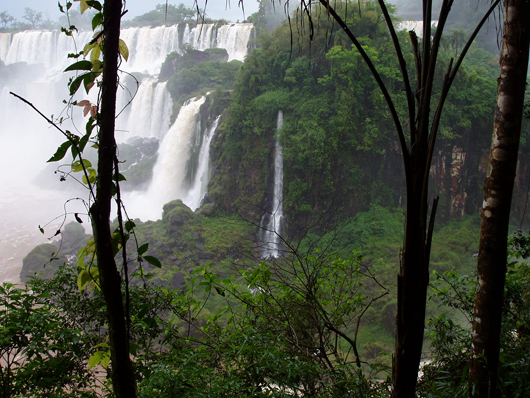 iguazu falls by dan ryan