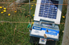solar powered electric fence