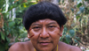 picture of a yanomami indian