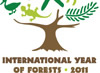 international year of forests logo