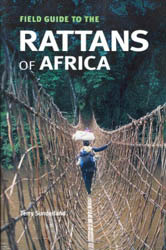field guide to rattans of Africa book cover
